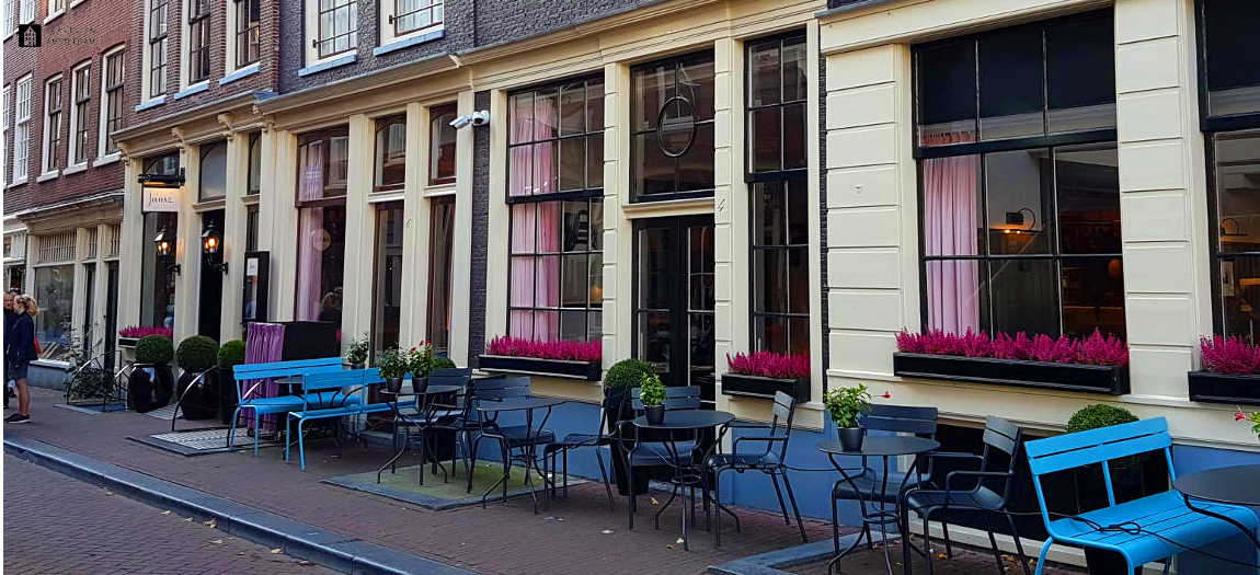 restaurant in the 9 straatjes in Amsterdam