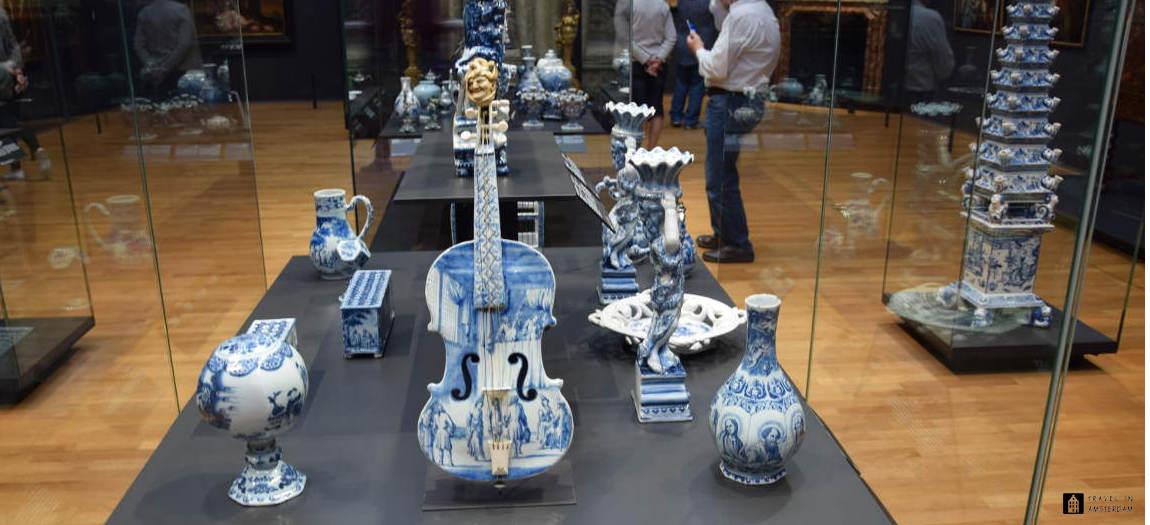 Art at the Rijksmuseum