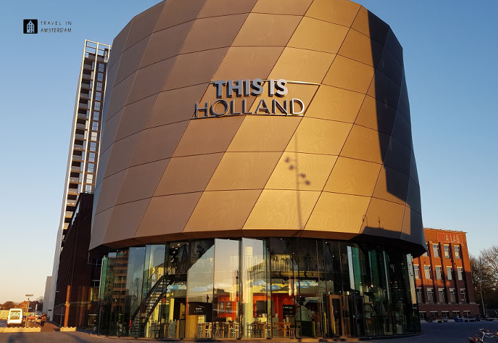 The This is Holland building